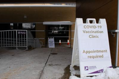 Dose After Dose | Johnson County residents receive COVID-19 vaccines [Cover]