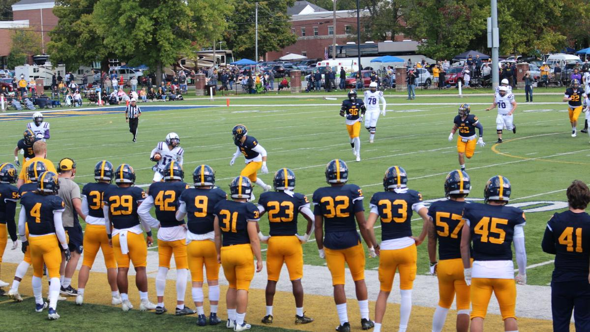Grizzlies football crushes Bluffton in homecoming game