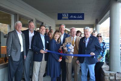 MKB Realtors celebrates lake opening