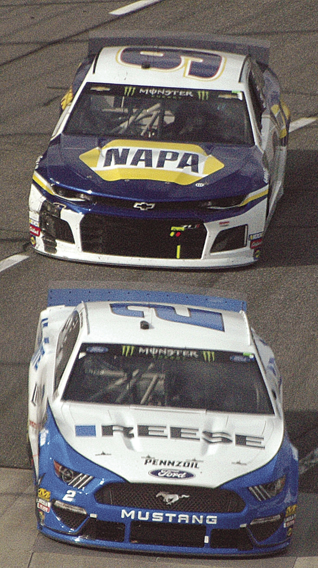 Half of Cup Series playoff drivers are Martinsville winners