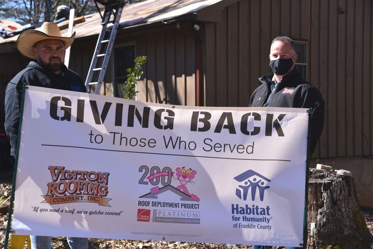 Program gives back to veterans