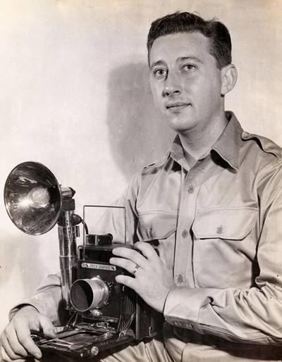 Gene Herrick, 1950