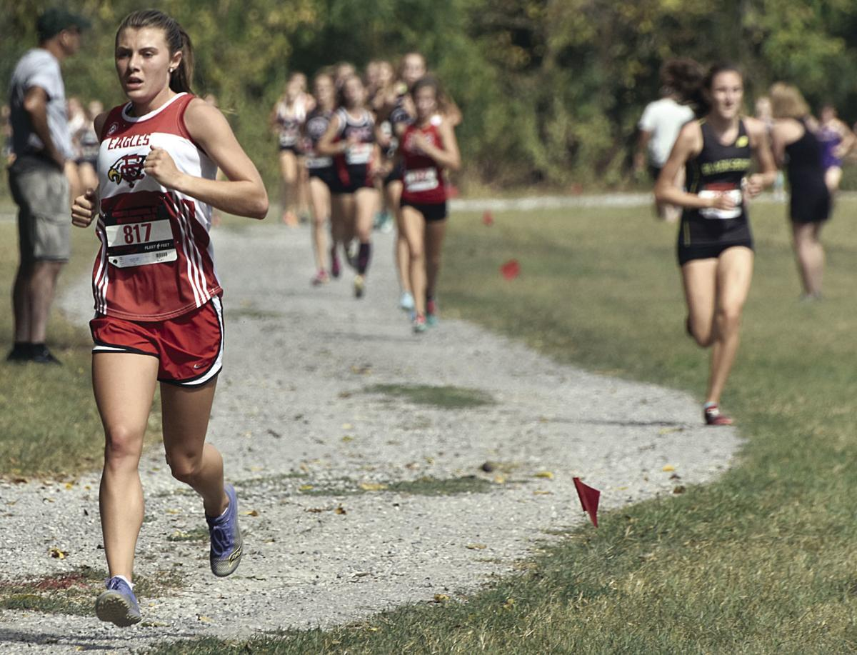 Eagles compete at Knights Crossing