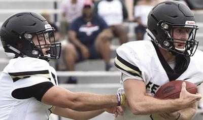 Overstreet's record-setting debut saddles Panthers with season-ending setback