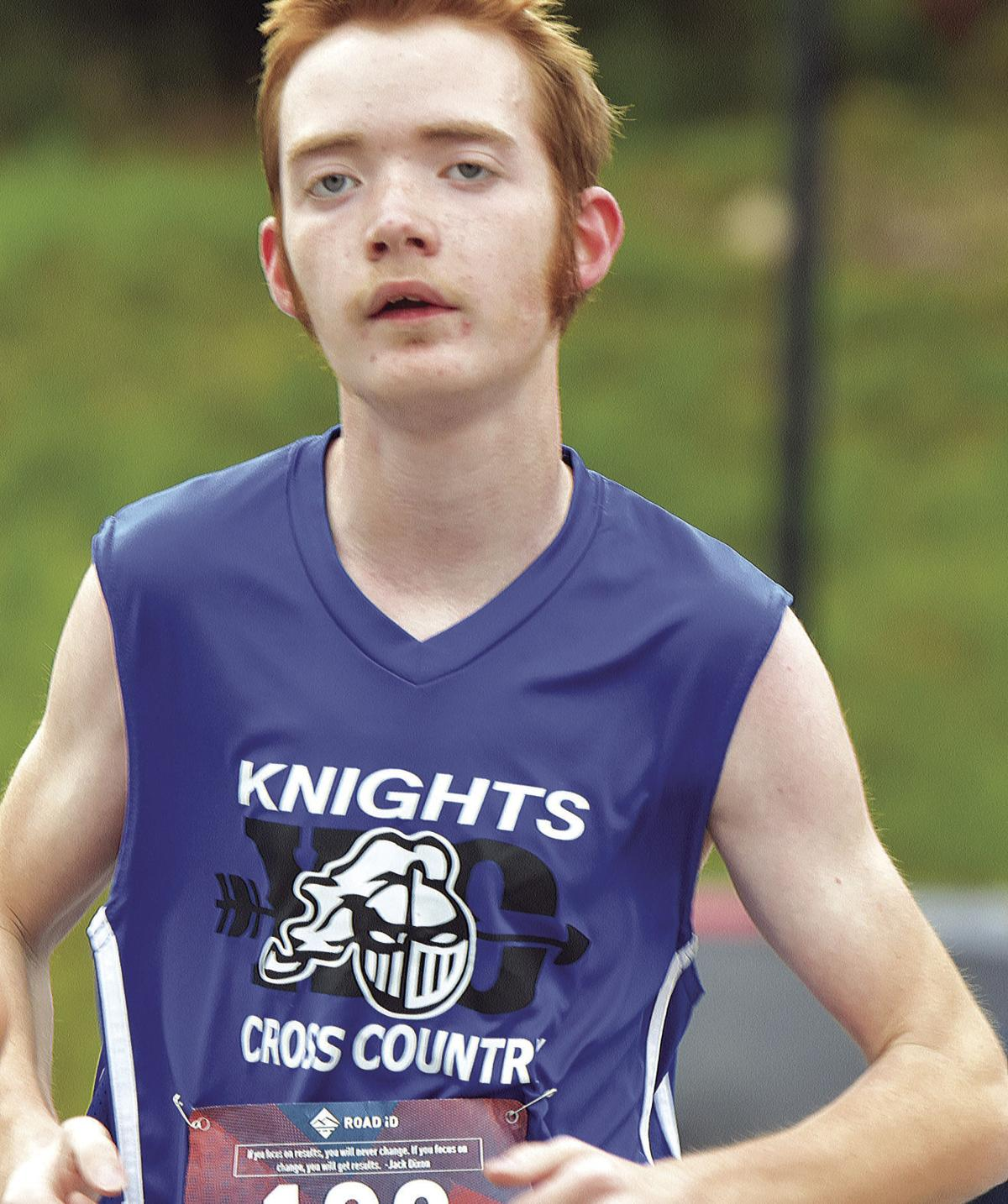 Knights, Ospreys compete in Warrior Run