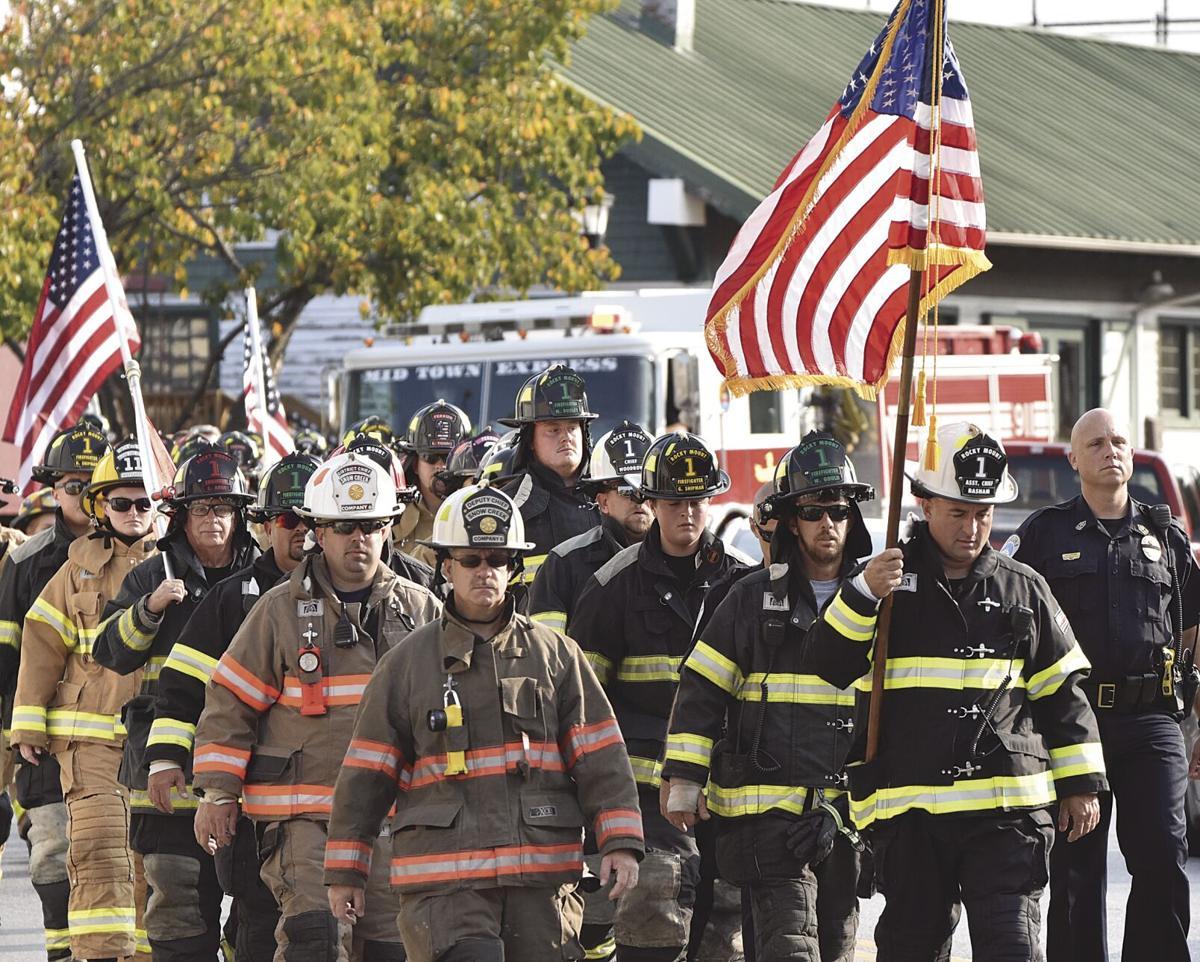 9-11 REMEMBRANCES