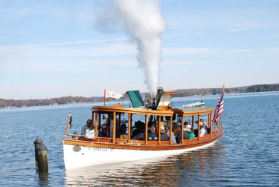 Antique gem sets sail at Smith Mountain Lake