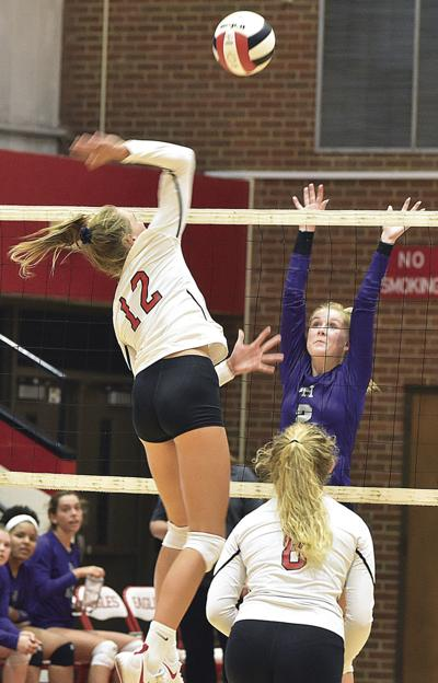 Eagles edge William Byrd in five-set league encounter