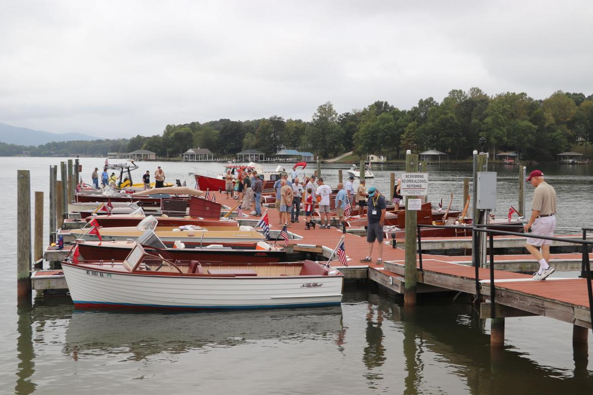 Antique boat show announces return to the water