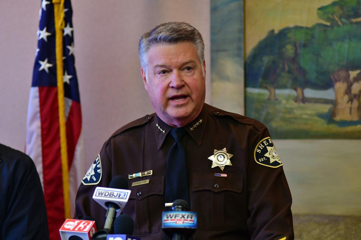 Sheriff Overton