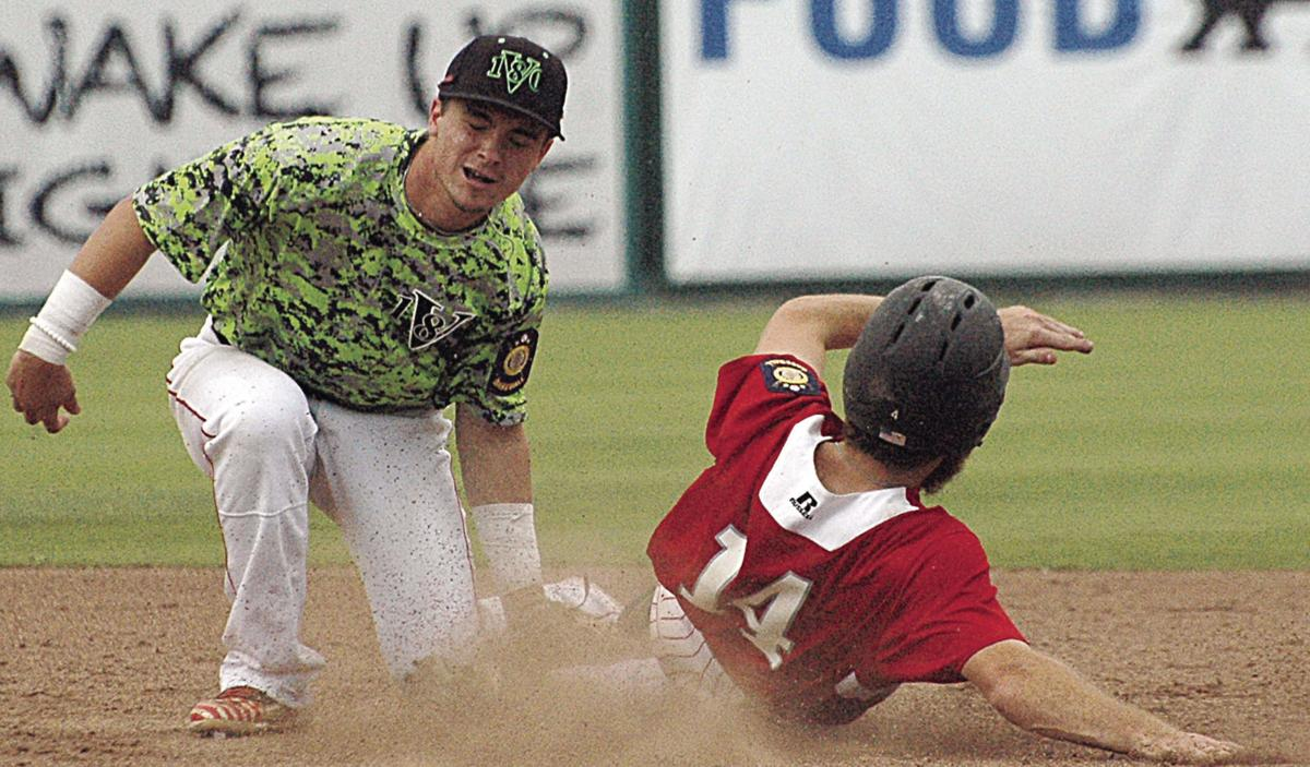 Post 6's campaign ends with 11-1 setback to Colonial Heights Post 284.