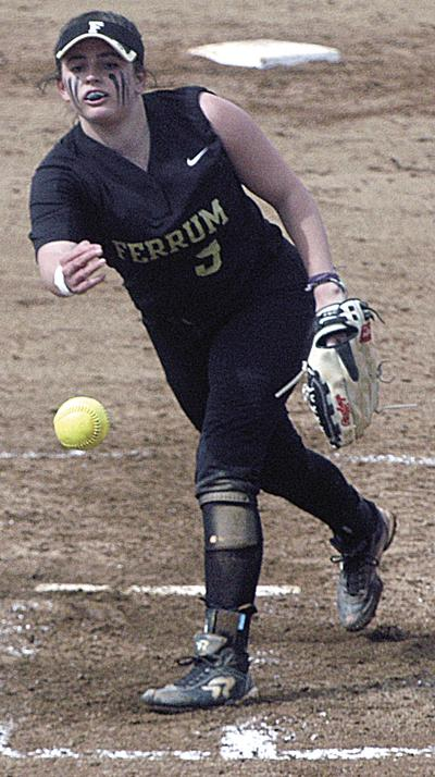 COLLEGE SOFTBALL: Panthers end regular-season play with a shut-out triumph over two-time reigning national champions