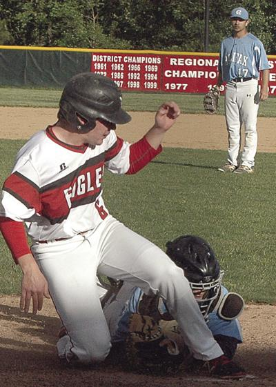 HIGH SCHOOL BASEBALL: Franklin County jayvees top Halifax in slugfest