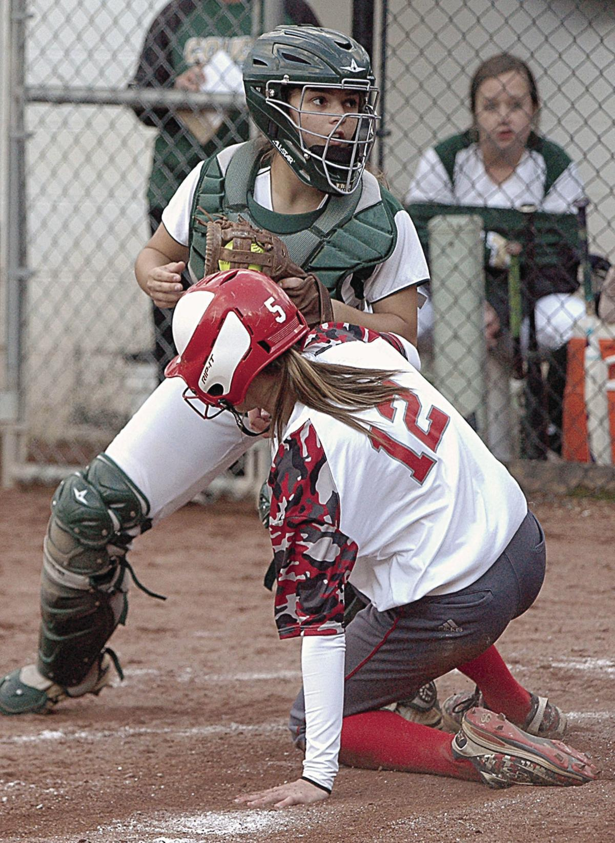 Cundiff, Bryant earn first-team softball laurels in Piedmont