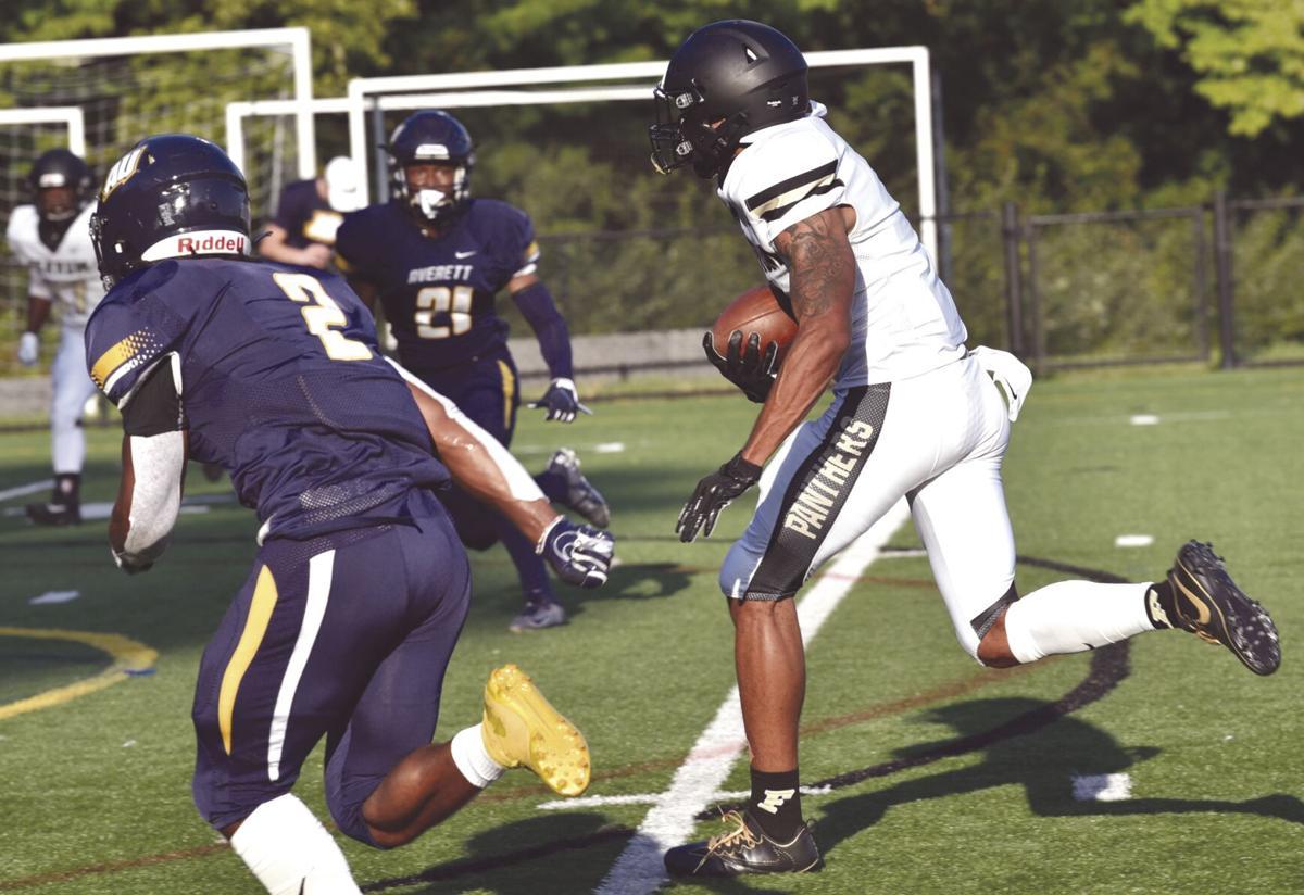 Jones' play propels Panthers past Captains