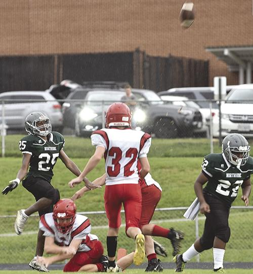 Second-half play guides BFMS to second win