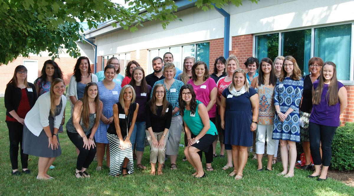 New teachers begin 2016-17 school year