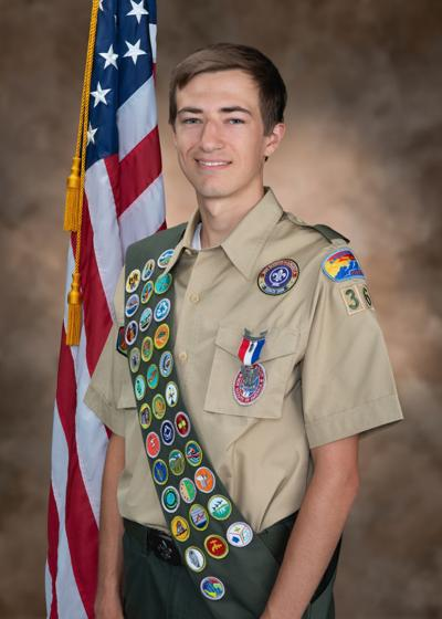 Jay Chitwood, Eagle Scout