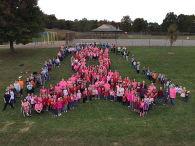 Boones Mill Stomps out Cancer