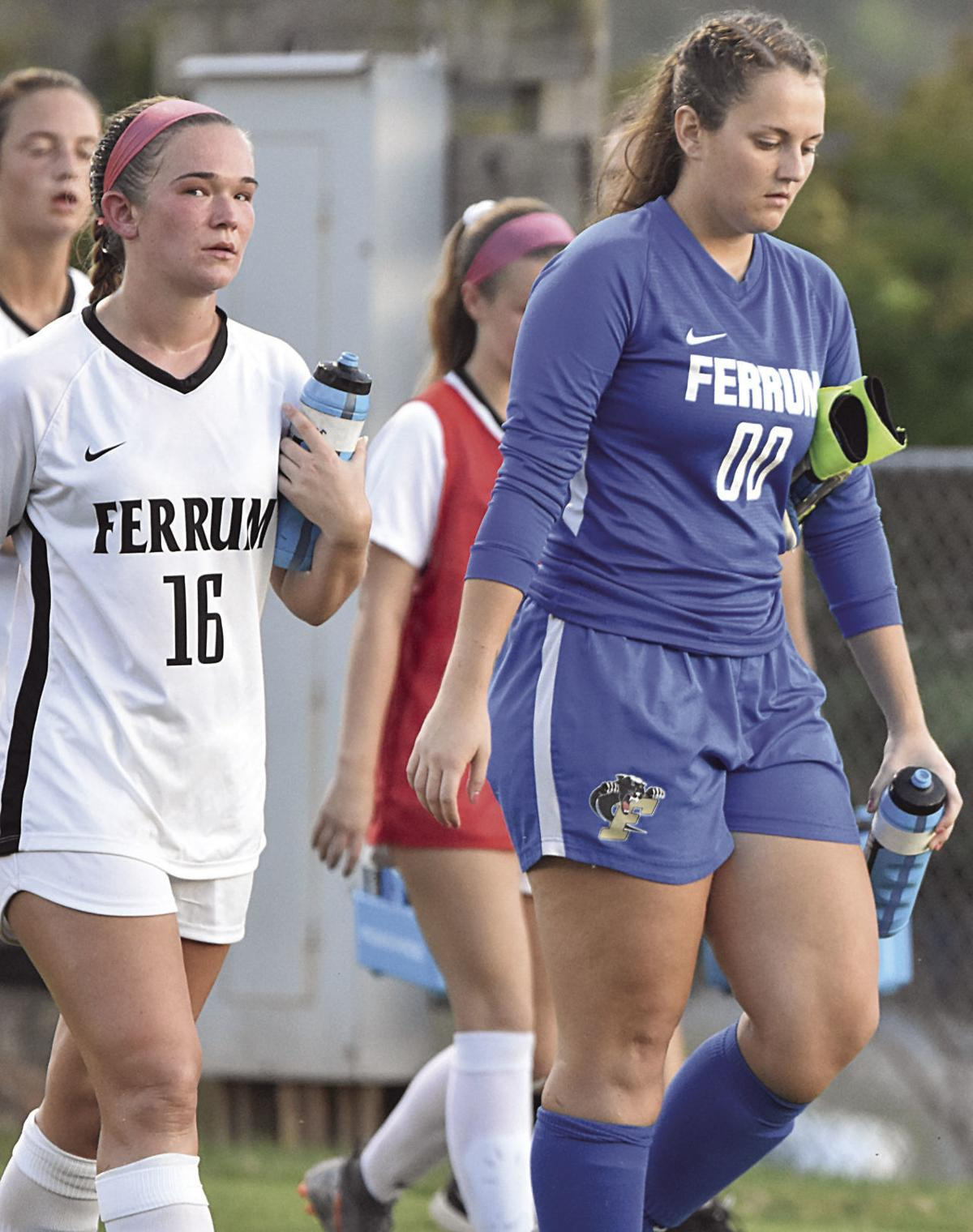 Generals end Panthers' campaign, 4-0 in ODAC quarterfinals