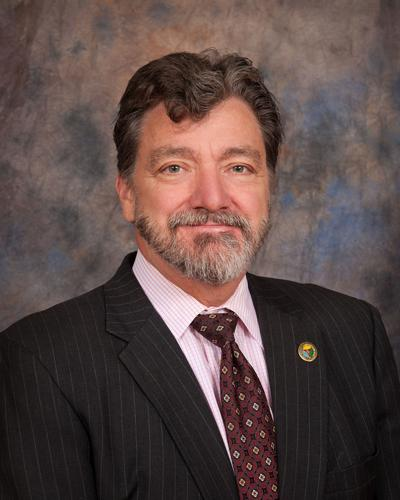 Rocky Mount Town Manager James Ervin