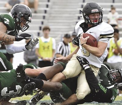 Ferrum's  Mann ranks among the state's best