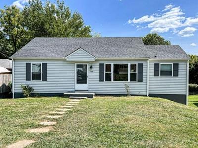 3 Bedroom Home in Martinsville - $69,800