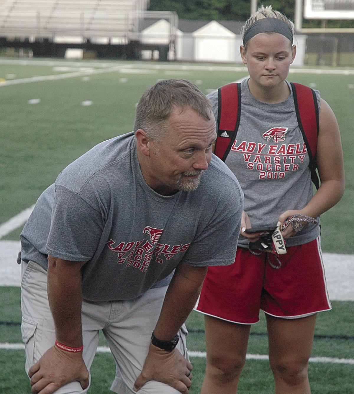 Jordan, Potter reap top Piedmont District girls soccer honors