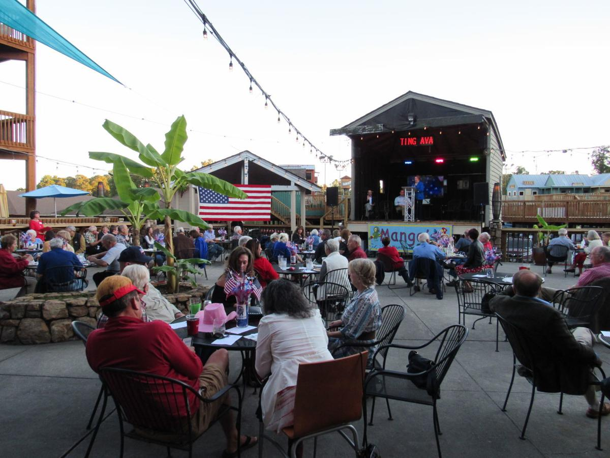 Republican candidates rally at Smith Mountain Lake