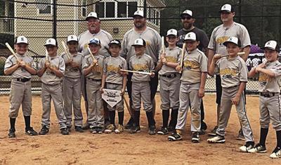 Championship Baseball Squad