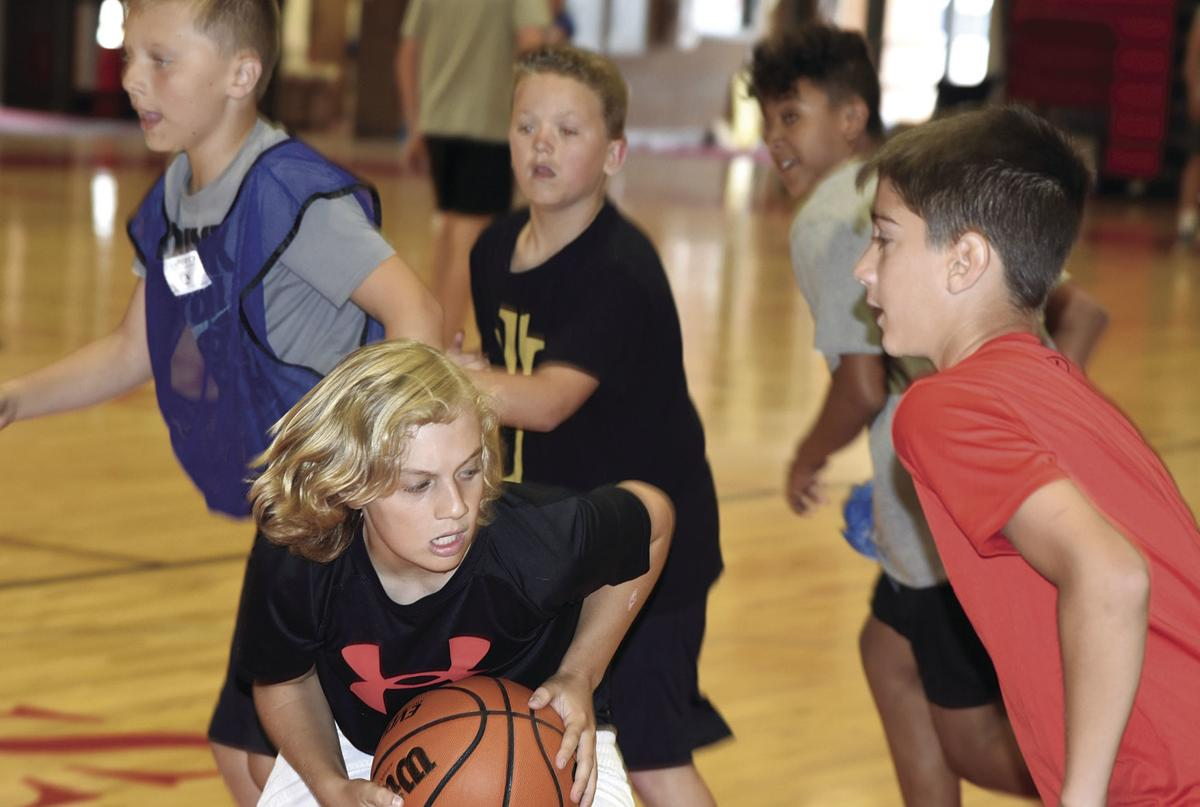 Franklin County Basketball Camp