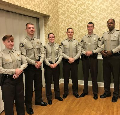 May graduation deputies