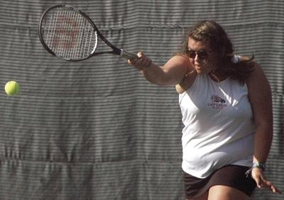 HIGH SCHOOL TENNIS: Franklin County teams open Piedmont tournament play with home matches today