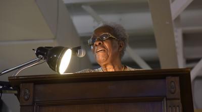 MLK Breakfast speaker Dr. Franci H. Moorman