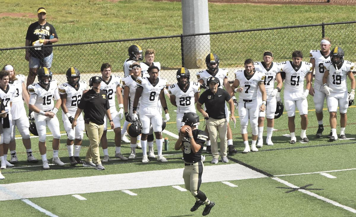 Panthers rally in second half to square ODAC mark