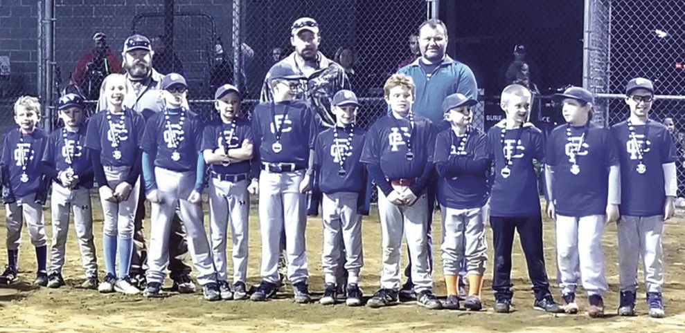 FRANKLIN COUNTY FALL BASEBALL