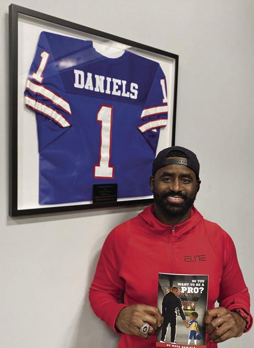 Daniels schedules book signing at Ferrum