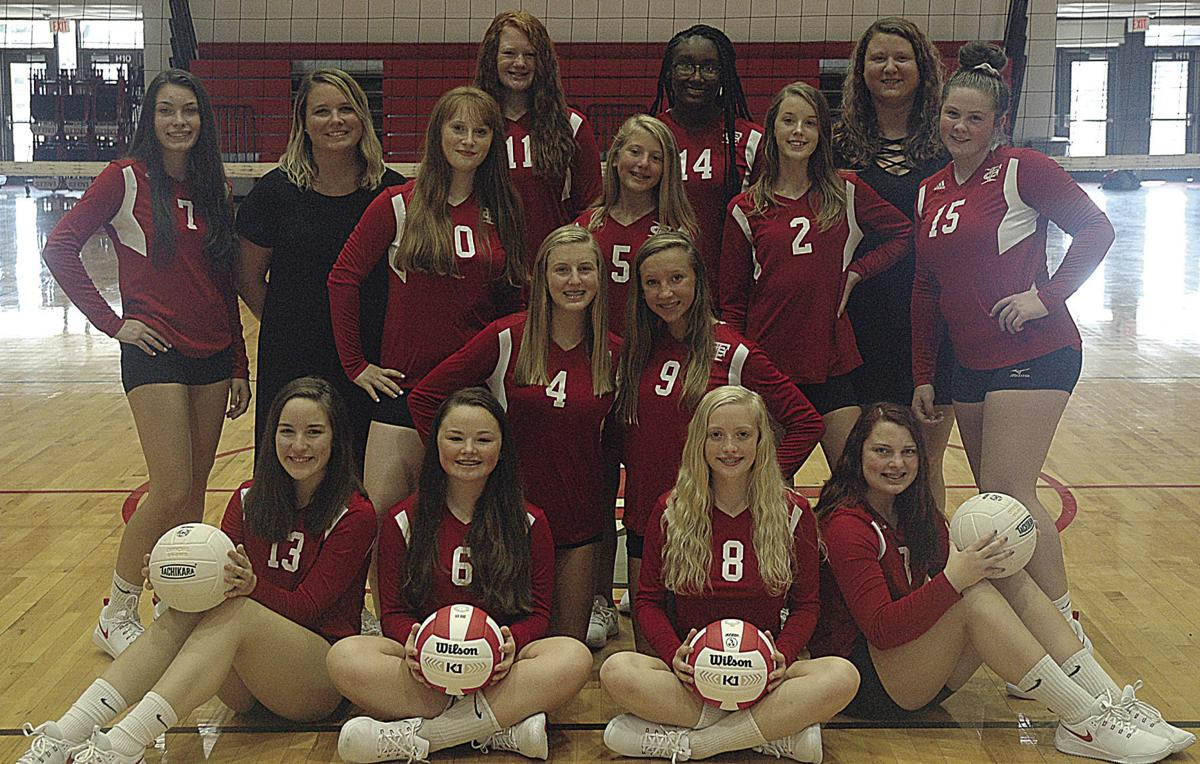 Franklin County Volleyball 2019