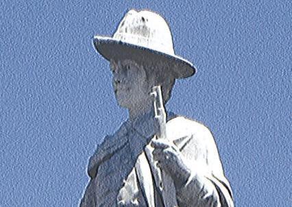 Confederate monument controversy comes to a head in Franklin County