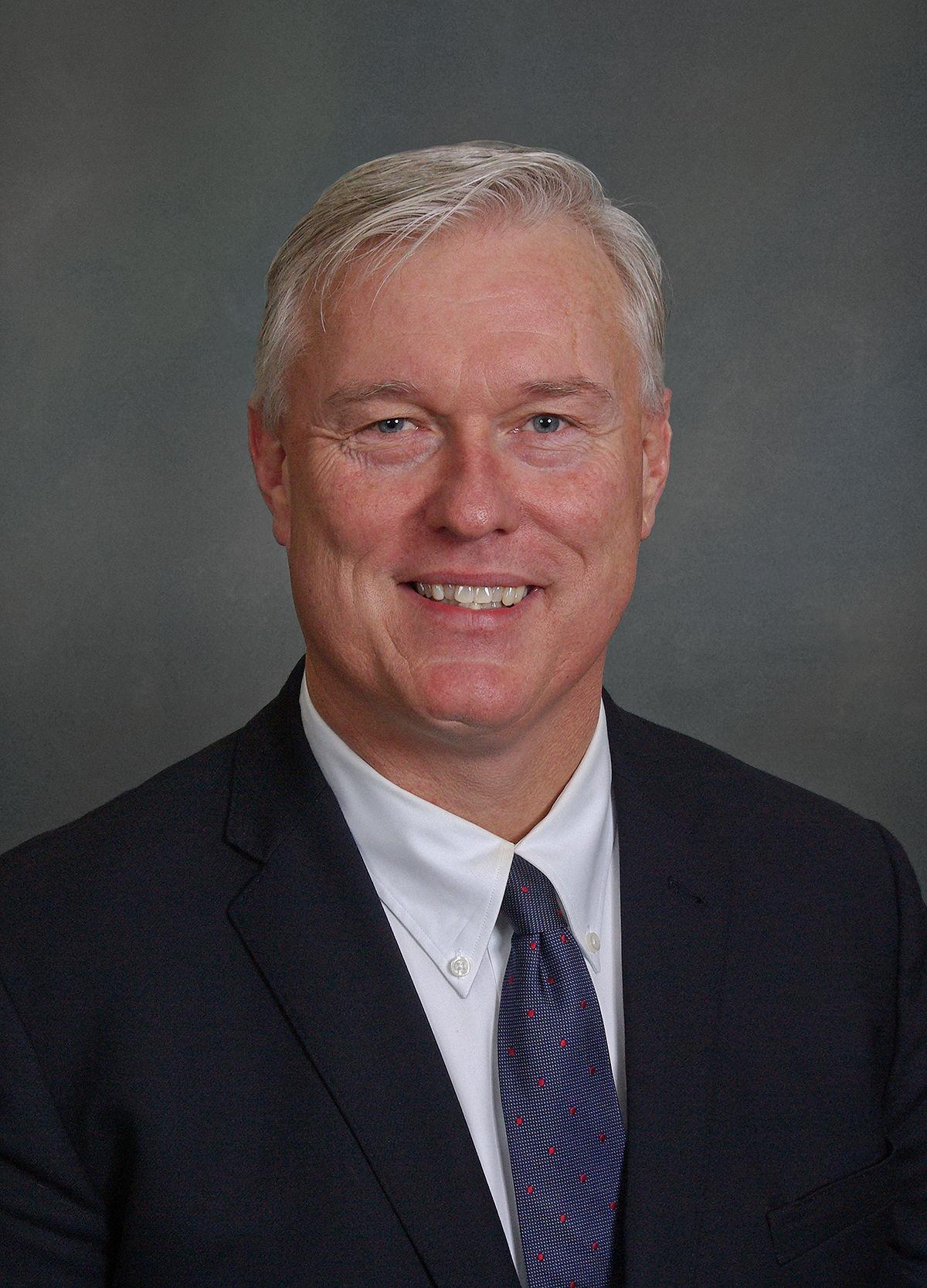 Dr. Mark Church, Superintendent
