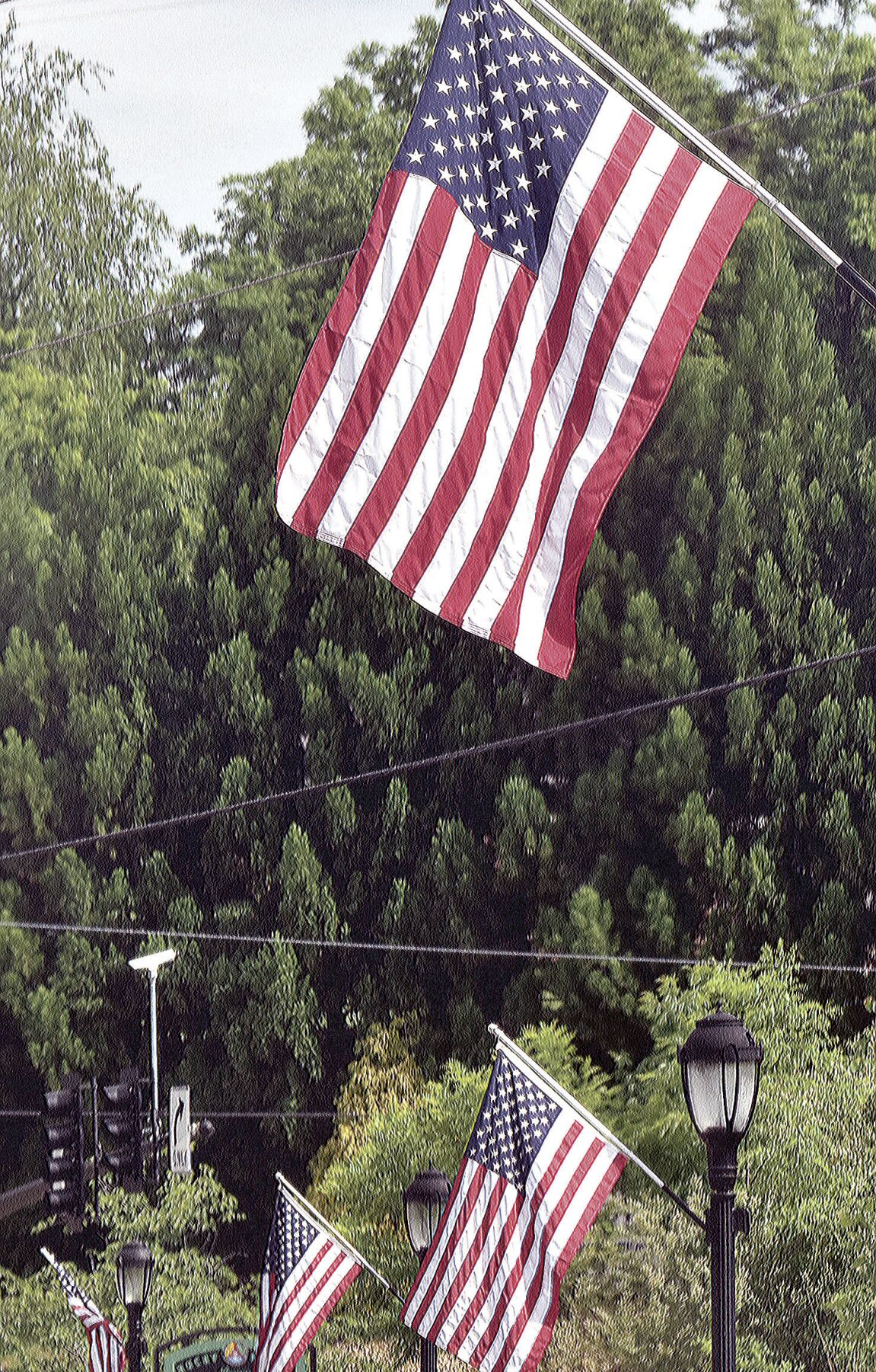 County citizens pay homage to local military heroes