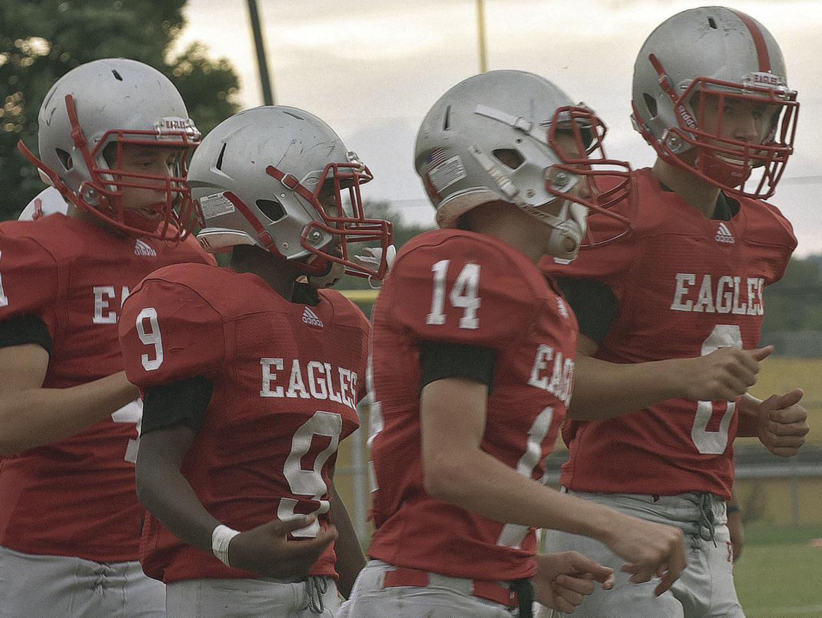 Eagles jayvees open Blue Ridge District play at home