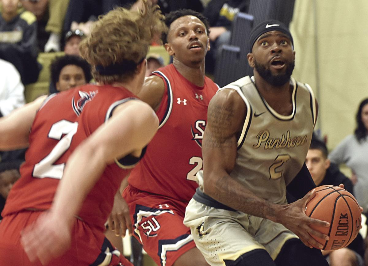 Panthers swat Hornets, win in ODAC play by 6