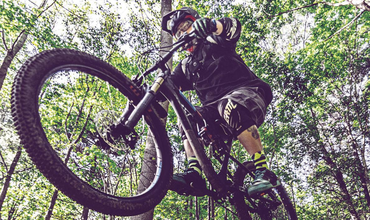 Mountain bike races are set for October at Waid Park