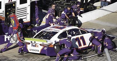 NASCAR announces rules update for short tracks