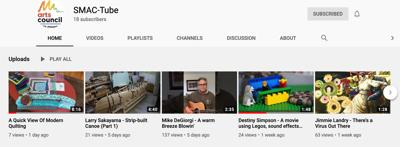 SMAC launches YouTube channel, invites submissions