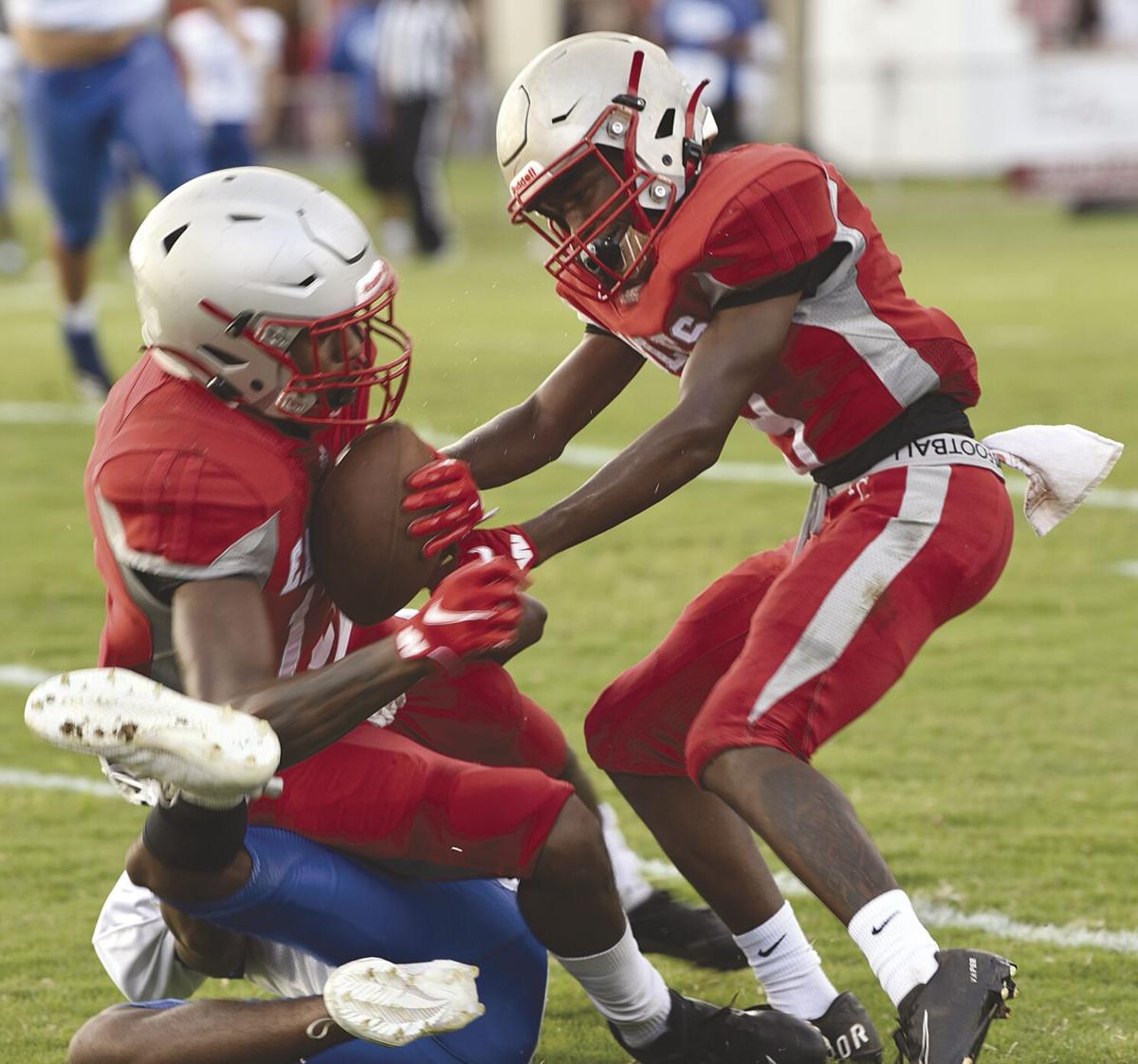FRANKLIN COUNTY FOOTBALL ACTION