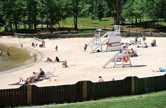 Sml Park Beach Opens May 24 Smith Mountain Lake Thefranklinnewspost
