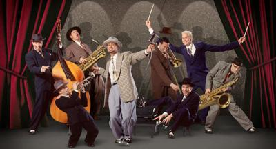 Big Bad Voodoo Daddy S Holiday Show Launches Toy Drive