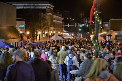 Come Home to a Franklin County Christmas